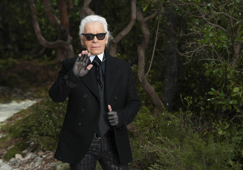 Karl Lagerfeld va avoir droit à sa série sur Disney +