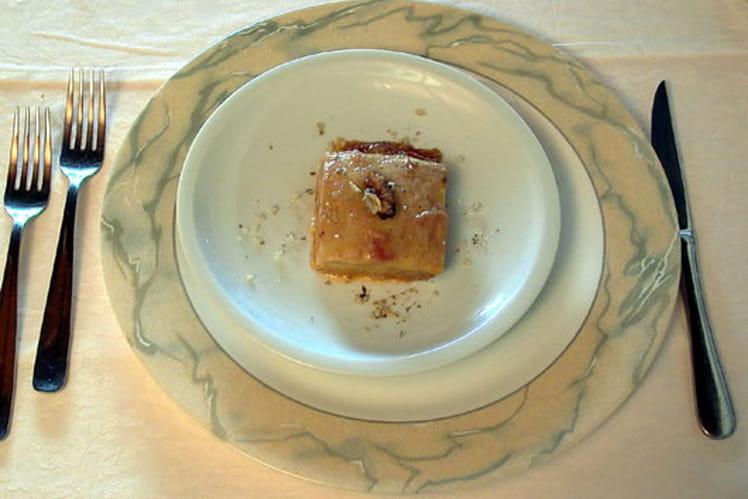 Gâteau grenoblois