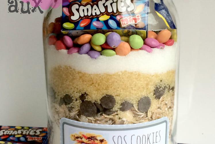 SOS Cookies aux Smarties