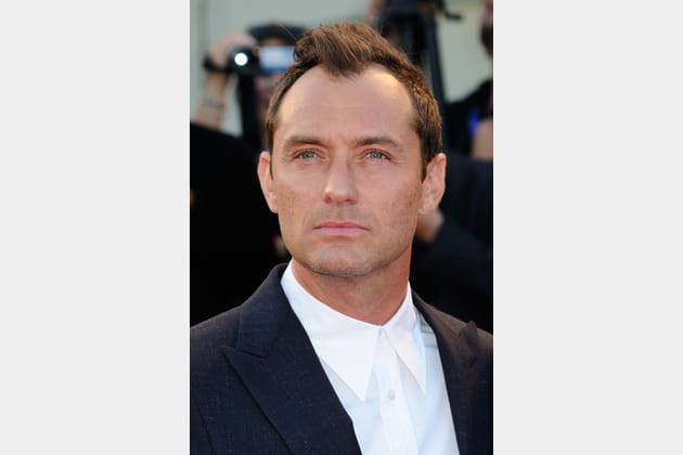 Jude Law sans barbe