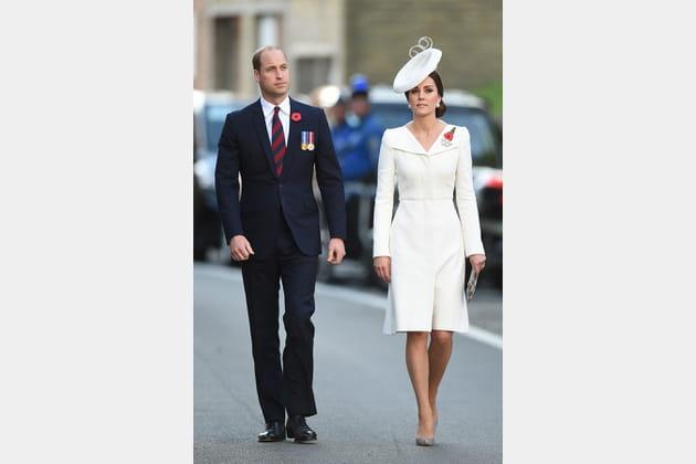 Kate Middleton le 30juillet 2017