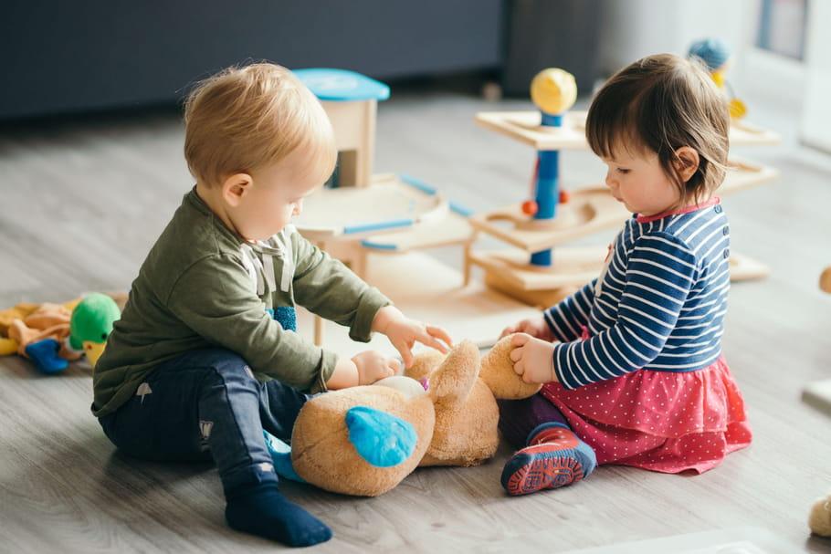 Les étapes de la sociabilisation de l'enfant