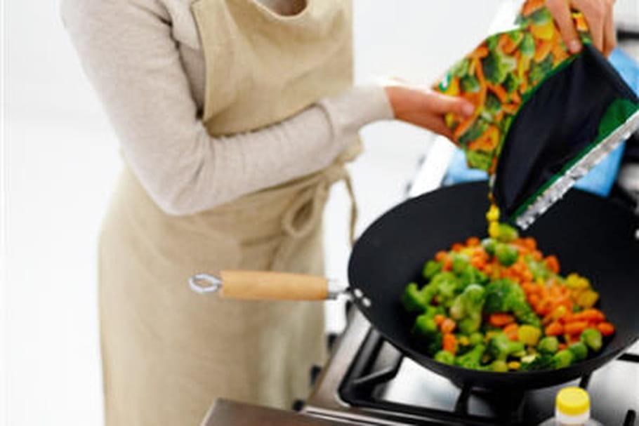 Trop cuire les aliments nuit à la santé