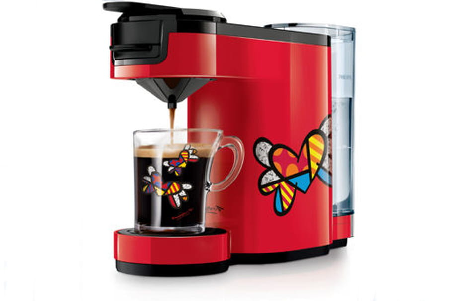 Concours : gagnez 5 machines Senseo Up Britto