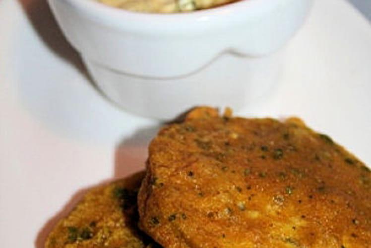 Recette de beignets d 39 aubergine l 39 indienne la recette - Cuisiner l aubergine facile ...