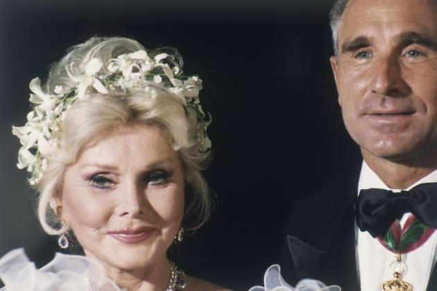 En 1986, lors de son mariage avec Frédéric Prinz von Anhalt
