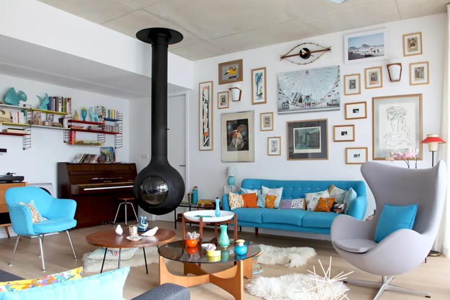 Bleu Turquoise 20 Inspirations Et Associations Pour L Integrer En Deco