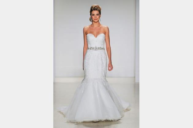 La robe sirène Alfred Angelo