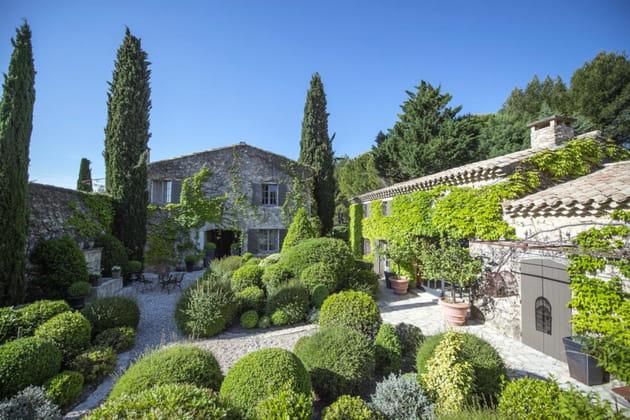 La Villa Armeria dans les Alpilles