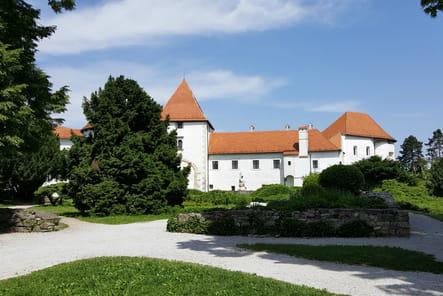 La cité baroque de Varaždin