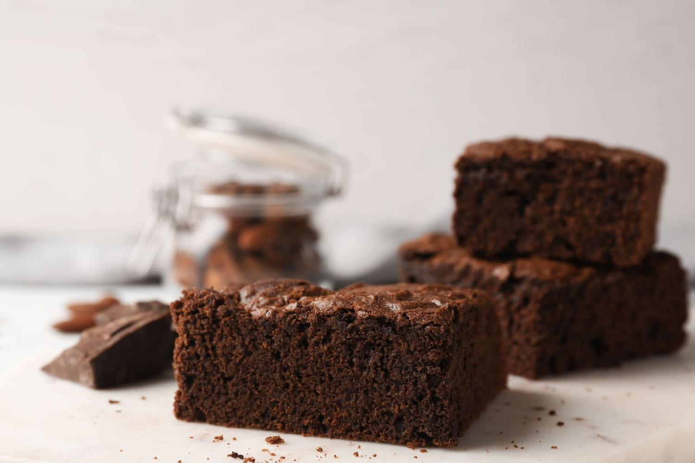 Ce brownie (sans lait) crée le buzz grâce à un ingrédient