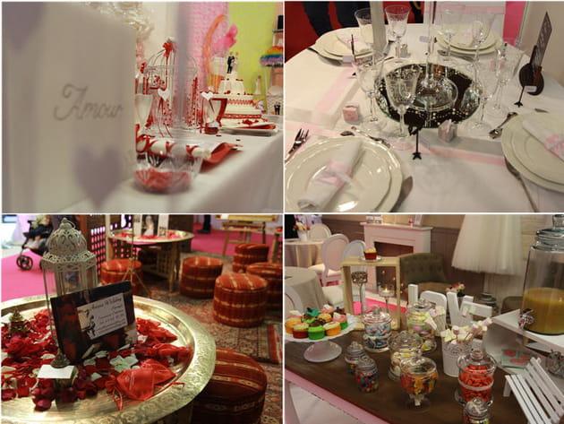 Les décos de mariage repérées au Salon du Mariage et du Pacs