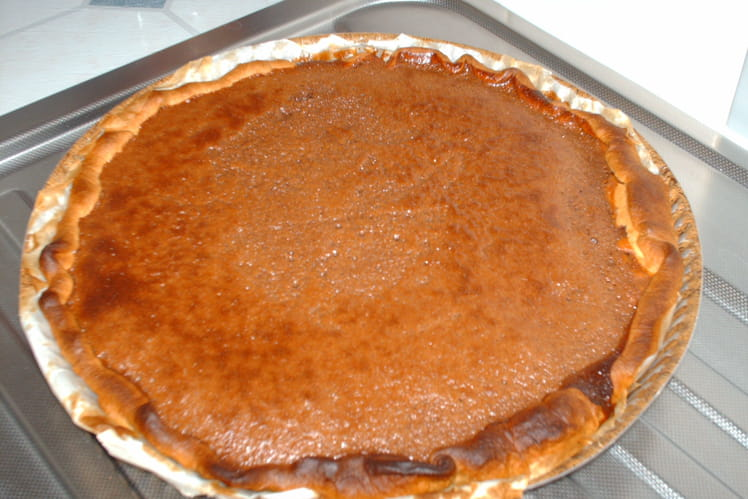 tarte aux carambar
