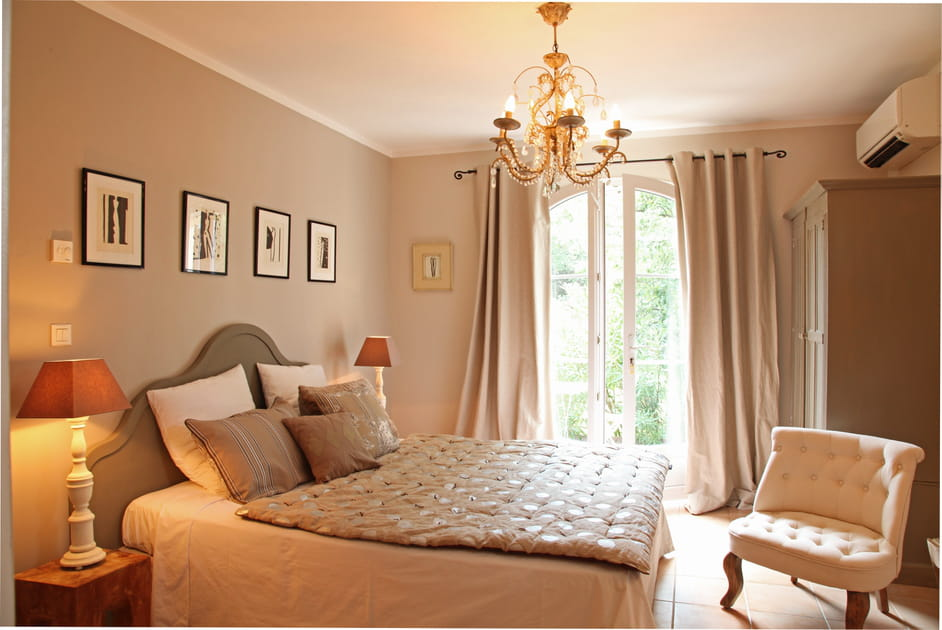 Une chambre qui a du charme