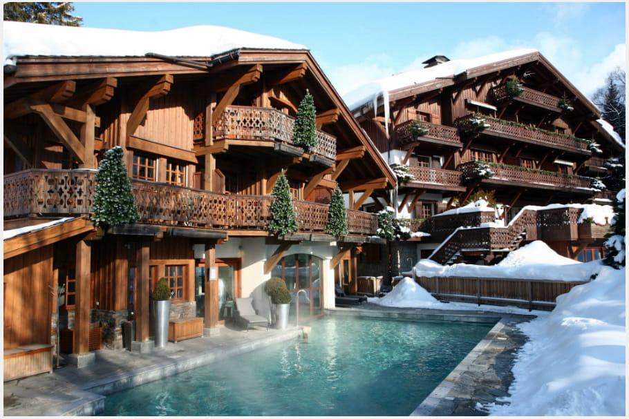 Hôtel***** Le Chalet du Mont d'Arbois