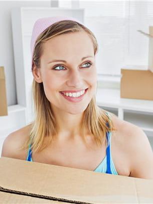 réorganisez votre intérieur, pour changer de décor et brûler des calories.