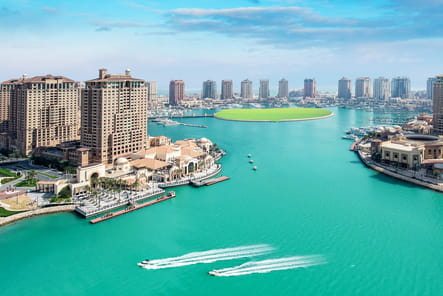 La perle rare du Qatar