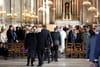 Obsèques de Marie Laforêt: les célébrités lui rendent hommage [PHOTOS]