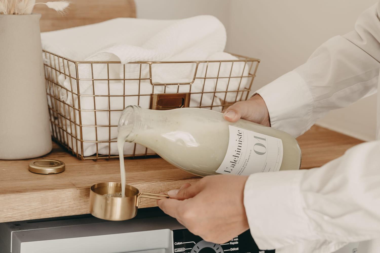 Des lessives écologiques, alternatives aux grandes marques