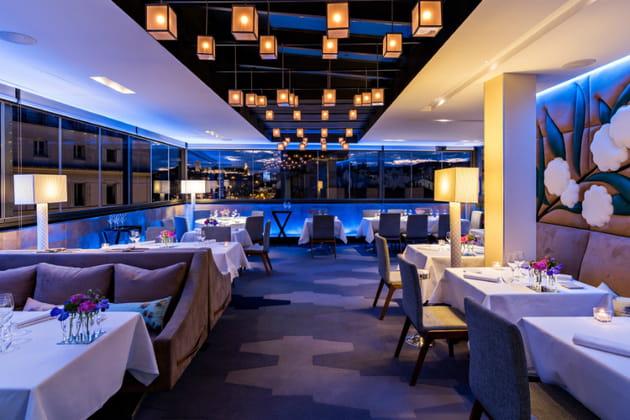 Le restaurant gastronomique du SeaSens