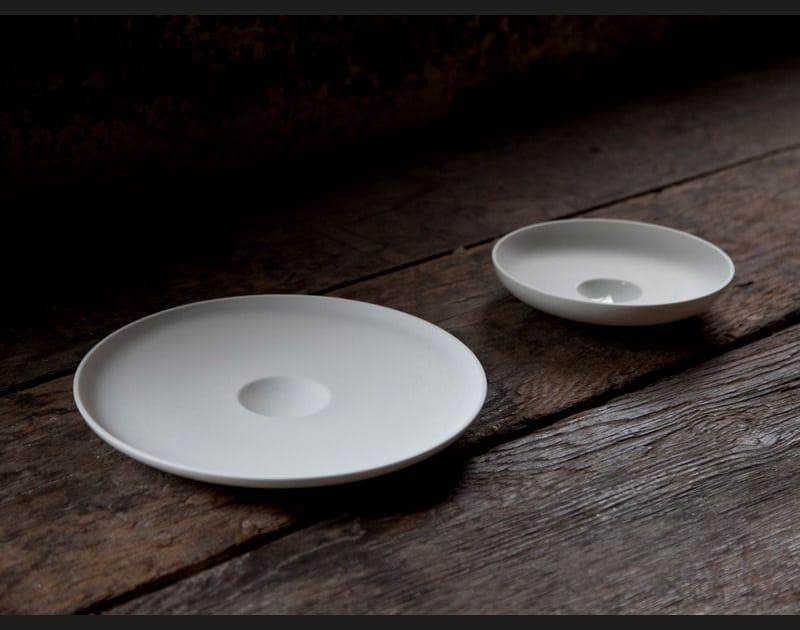 Coupes en porcelaine