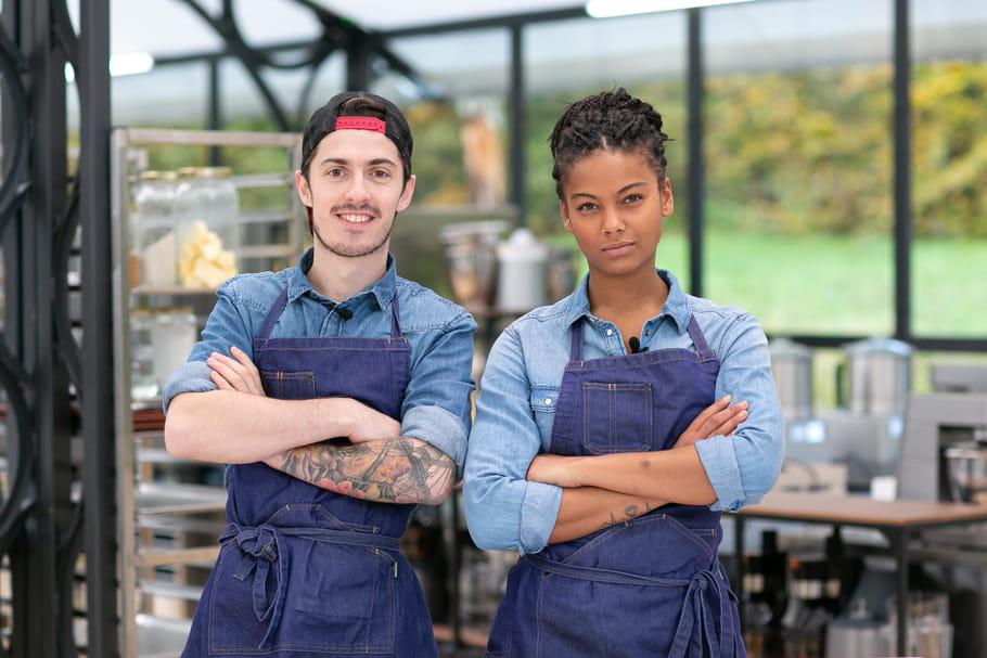 Victoire et Rémi: les amis complices du Meilleur Pâtissier Les Professionnels