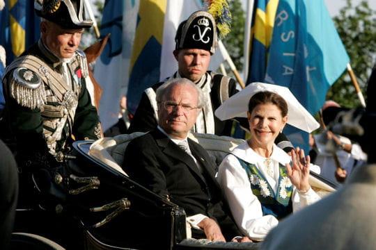 Silvia de Suède