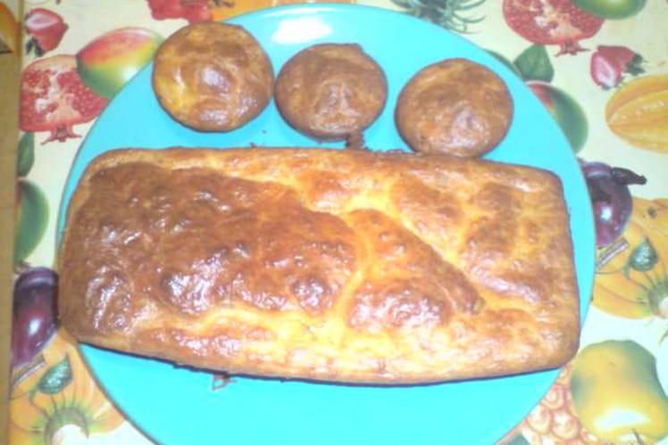 Cake au thon facile et rapide