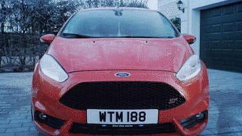 Ford : pare Brise chauffant