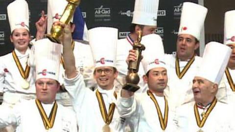 Bocuse d'or 2013 :  la France remporte le titre avec Thibaut Ruggeri
