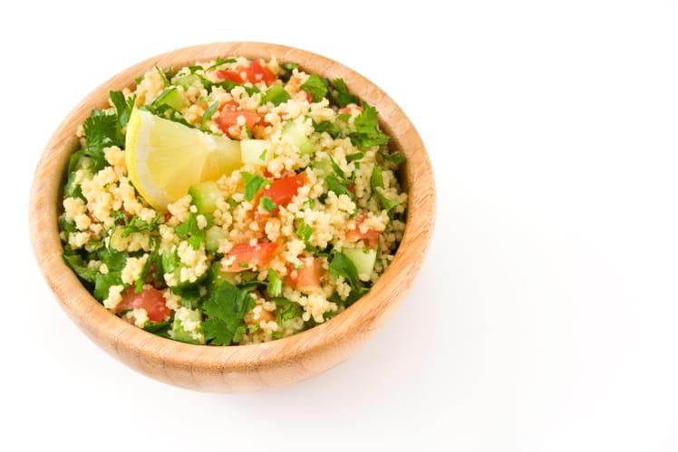 Taboulé libanais : la meilleure recette