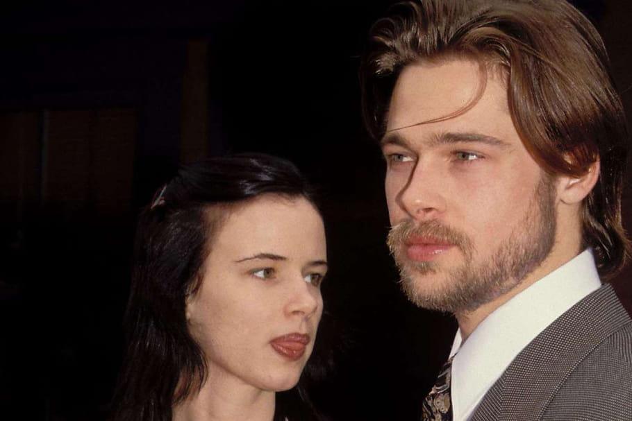 Brad Pitt et Juliette Lewis