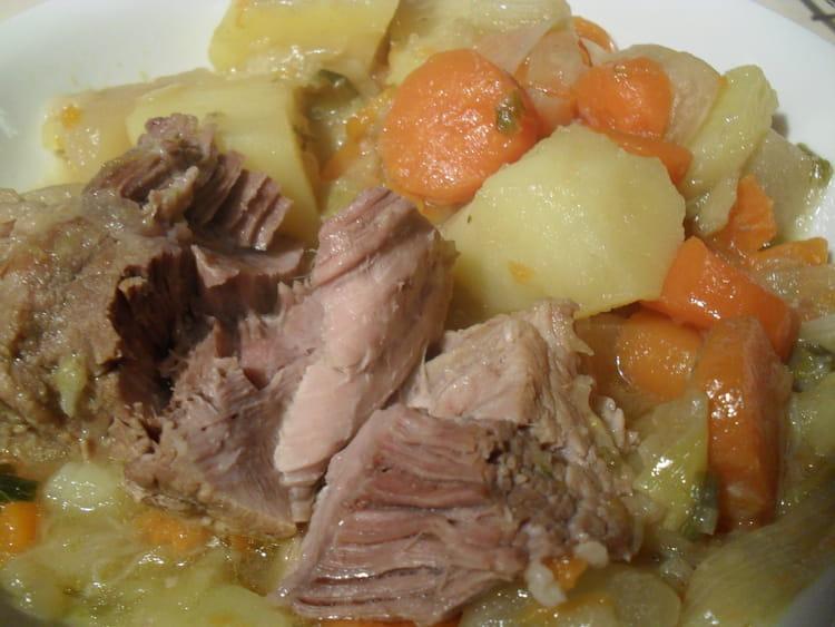 Recette de saut de porc aux l gumes la bi re blanche - Cuisiner un saute de porc ...