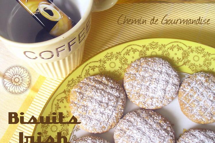 Biscuits Rond Irish Coffee