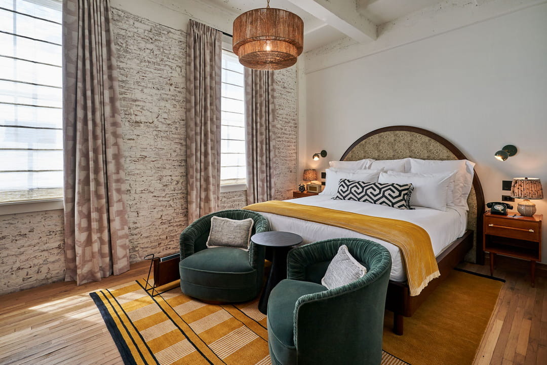 Chambre Soho Warehouse