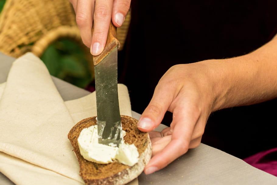 Le fromage à tartiner, bon pour le cœur des femmes ménopausées!
