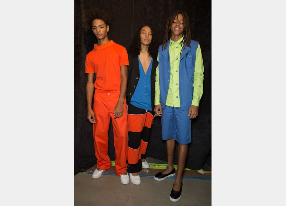 Telfar (Backstage) - photo 9