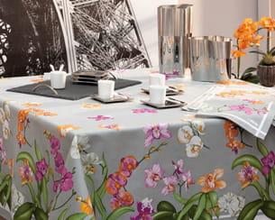 nappe 'orchidées' de beauvillé