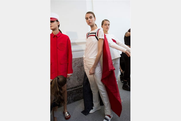 Moncler Gamme Rouge (Backstage) - photo 67