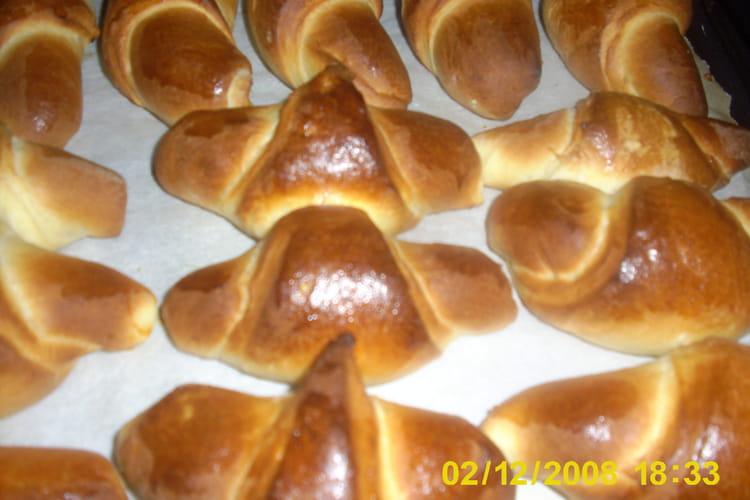 Croissants simplissimes