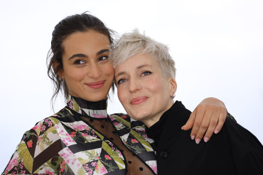 Jeanne Added et Camélia Jordana, à fleur de rock dans Haut Les Filles