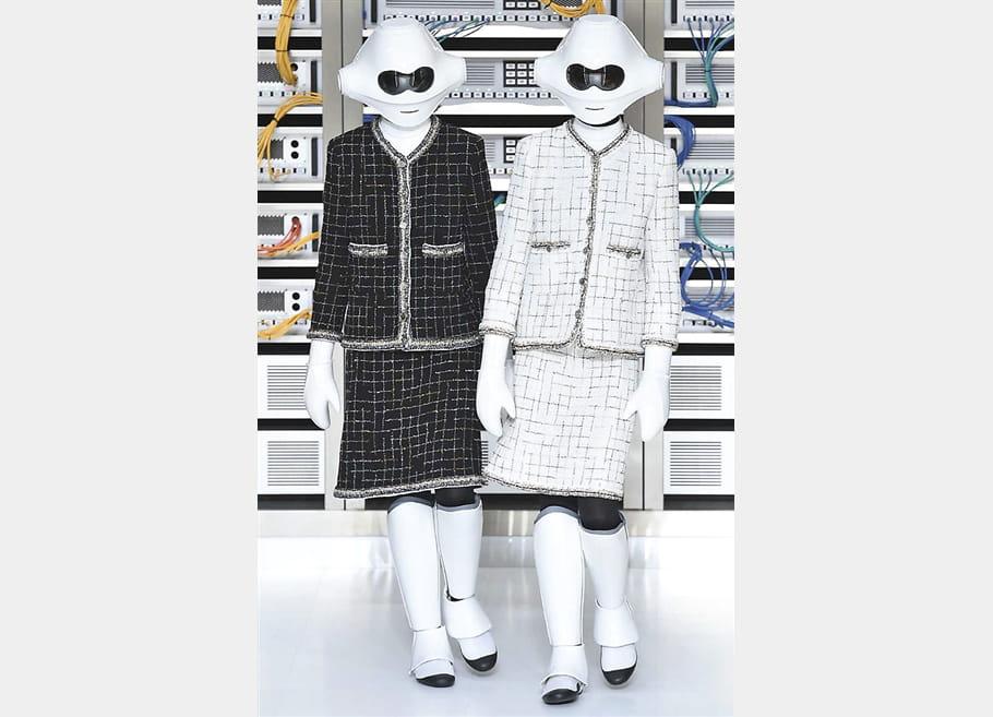Chanel - Printemps-été 2017