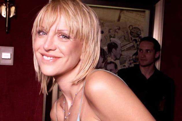 Courtney Love, avant
