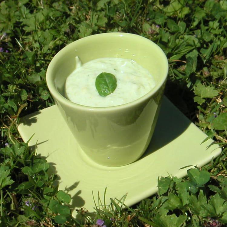 Recette de soupe glac e d 39 t la recette facile for Entree facile ete
