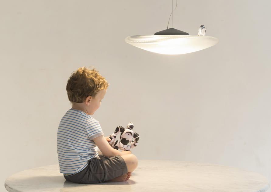 Lampe Loop de Constance Guisset X Fabbian