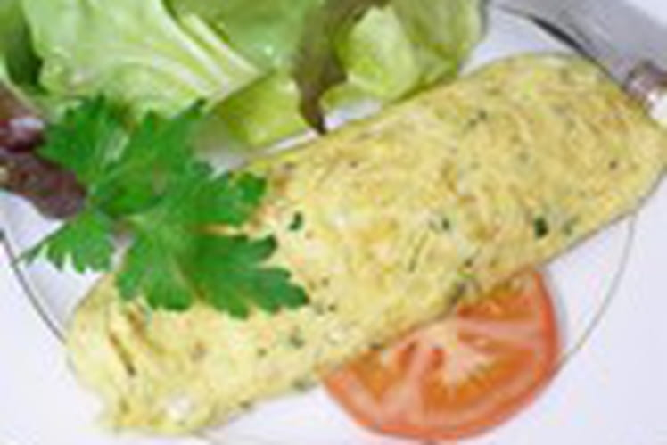Omelette mexicaine