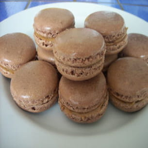 macarons aux speculoos
