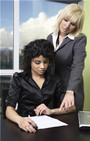 la posture est importante, elle indique votre confiance en vous.