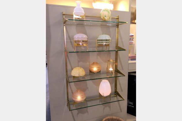 """Les lampes de table """"Waxine"""" de Piet Hein Eek"""