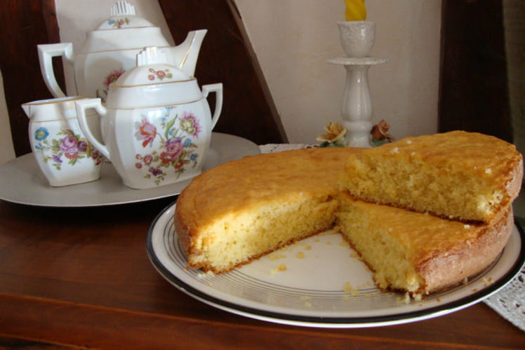 Gâteau au Yaourt Velouté